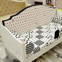 Мягкая спинка МАМА для кровати