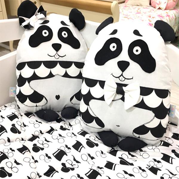 Игрушка-подушка Панда от МАМА