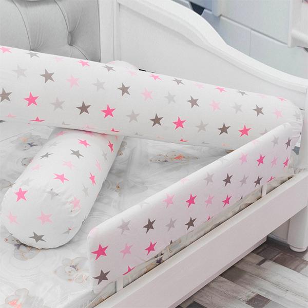 Подушка-валик МАМА для новорожденного (диаметр 15 см., длинна 55 см.)