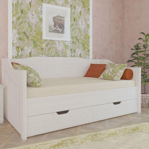 Тахта кровать из коллекции «Бейли»