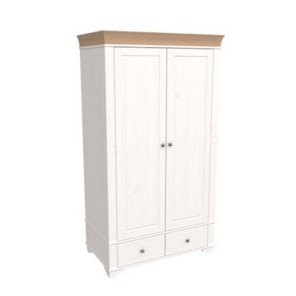 Шкаф из коллекции «Бейли» (2 двери)