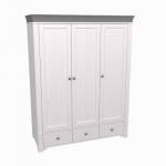 Шкаф из коллекции «Бейли» (3-x дверый)