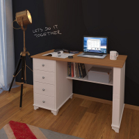 Письменный стол из коллекции «Бейли» (с ящиками)