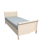 Подростковая кровать из коллекции «Лебо»