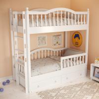 Детская двухъярусная кровать Равенна