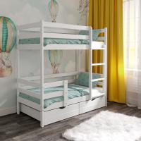 Детская двухъярусная кровать ЭКО