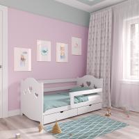 Детская кровать Даббо (бабочки)