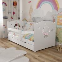 Детская кровать Даббо (Little Home)
