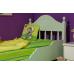 Детская односпальная кровать Ханко
