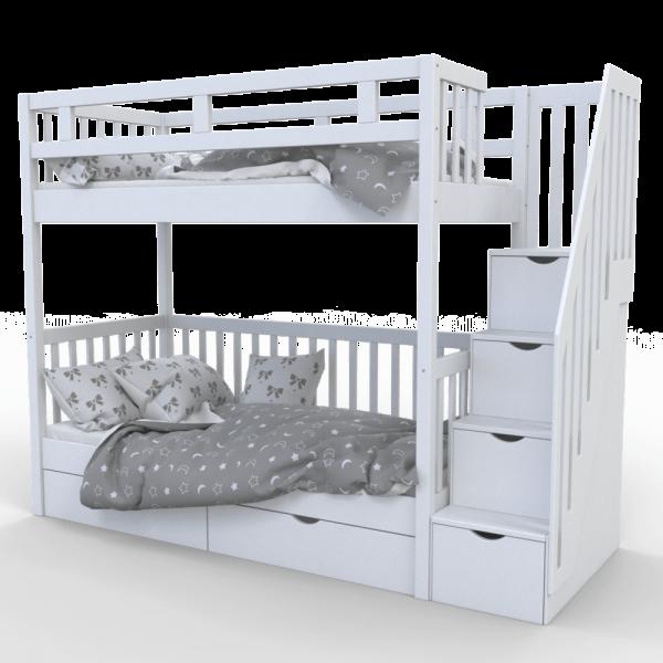 Детская двухъярусная кровать Турку