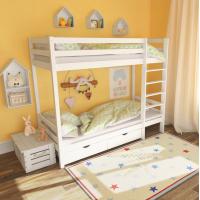 Двухъярусная кровать «Лахти»– мечта каждого ребенка