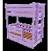 Детская двухъярусная кровать «Ярус осада»