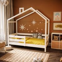 Кровать домик «Халле»