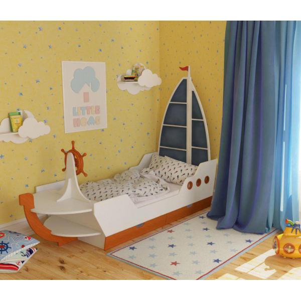 Детская кровать «Корабль»