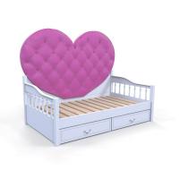 Детская кровать «Сердце»