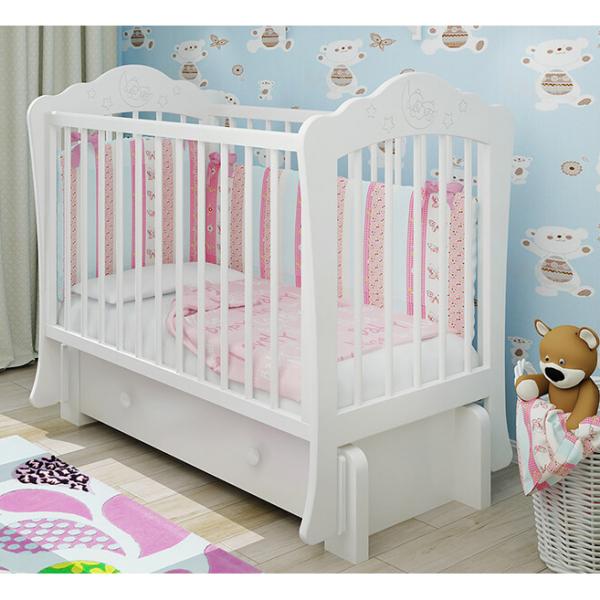 Детская кроватка «Amalia» (Амалия)