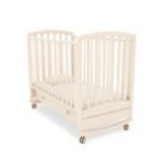 Детские кроватки-качалки на колесиках
