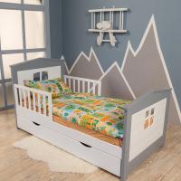 Детская кровать «Homa-1» (Хома) от mkLeroys