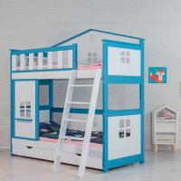 Детская двухъярусная кровать от mk Leroys Хома-12