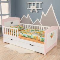 Детская кровать «Homa-2» (Хома) от mkLeroys