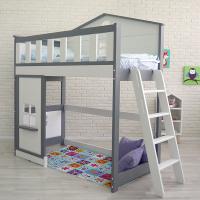 Детская кровать-чердак от mk Leroys «Homa-8» (Хома-8)