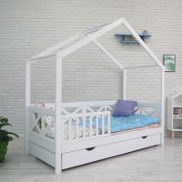 Детская кровать домик Homa-9 Cross (Хома-9 Кросс)