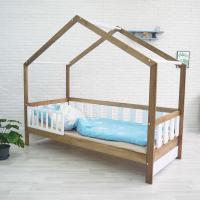 Детская кровать домик Homa-9 Wood (Хома-9 Вуд)