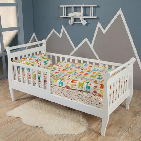 Односпальная детская кровать Moly (Моли)