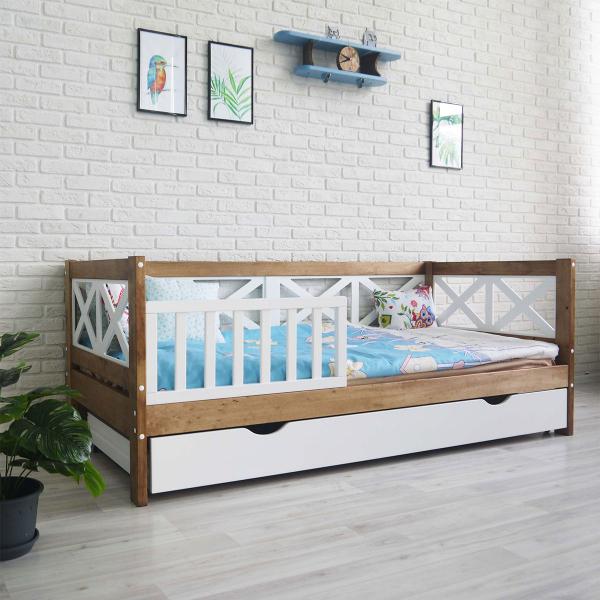 Детская кровать тахта Nordic Cross Wood (Нордик Кросс Вуд)
