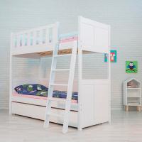 Детская двухъярусная кровать от mk Leroys Nova-5