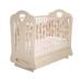 Детская кроватка «Sharlotta» без рисунка