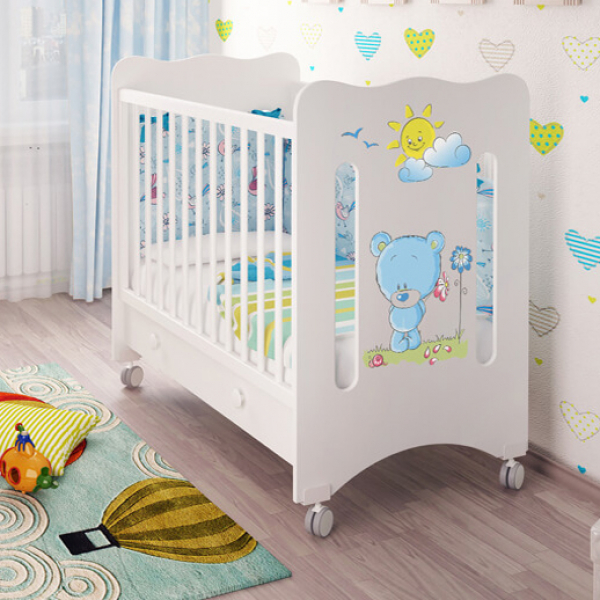 Детская кроватка «Ruslana» (Руслана)