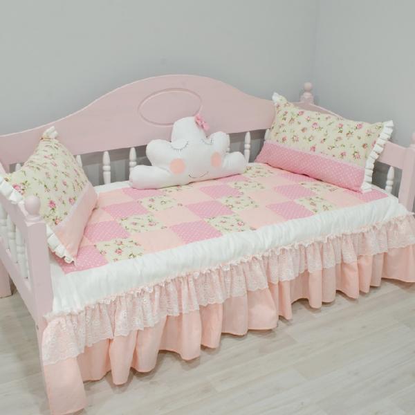 Комплект МАМА для тахты (покрывало, 2 подушки)