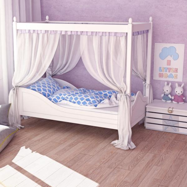 Вуальная занавеска МАМА для кровати Версаль
