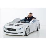 Белая Мазерати (кровать машина без матраса - серия EVO 3d)