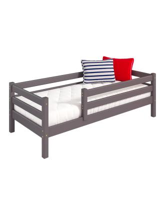 Детская кровать Соня - вариант 3 (с защитой по периметру)