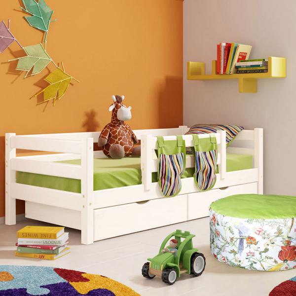 Детская кровать Соня - вариант 4