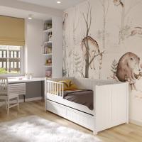 Детская кровать-тахта Балу