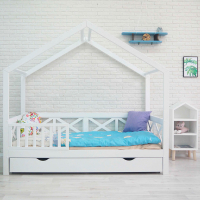 Детская кровать домик Гудвин Кросс