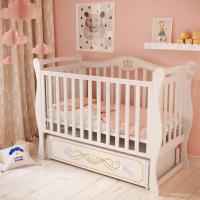 Детская кроватка GRACE 1