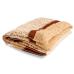 Теплое одеяло на овечьей шерсти Золотое руно  (172 x 205)