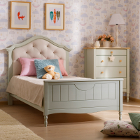 Детская кровать Ханко №17 мягкая
