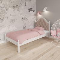 Детская односпальная кровать «Кеми 1» мягкая
