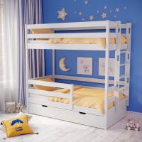 Детская 2-ярусная кровать Малага 2