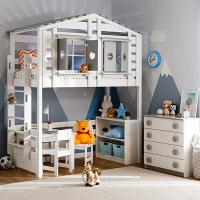 Детская кровать-чердак Бильбао