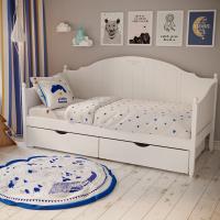 Детская кровать тахта Ханко №4 с ящиками