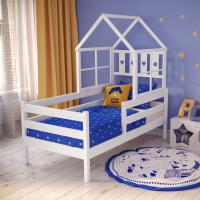 """Детская кровать с крышей """"Littlekids-25"""" (Литлкидс-25)"""