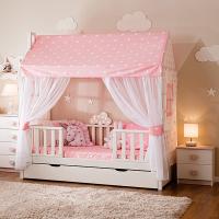 Детская кроватка-домик Лунд Премиум (Lund Premium)