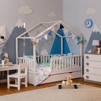 Детская кровать-домик Виго (Vigo)
