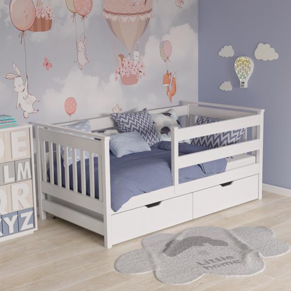 Детская кровать Котка